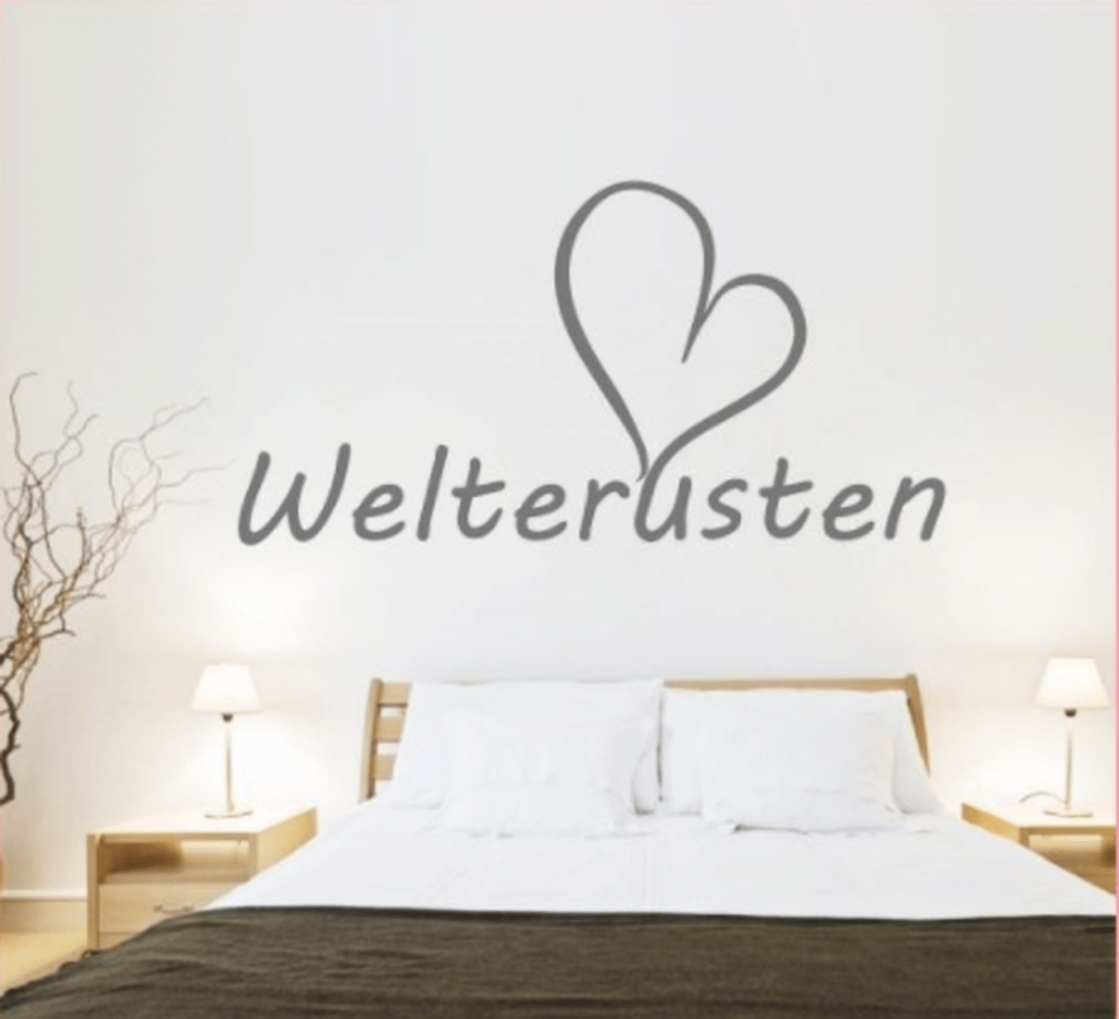 Decoreer je slaapkamer met leuke muurstickers? Lees hier tips.