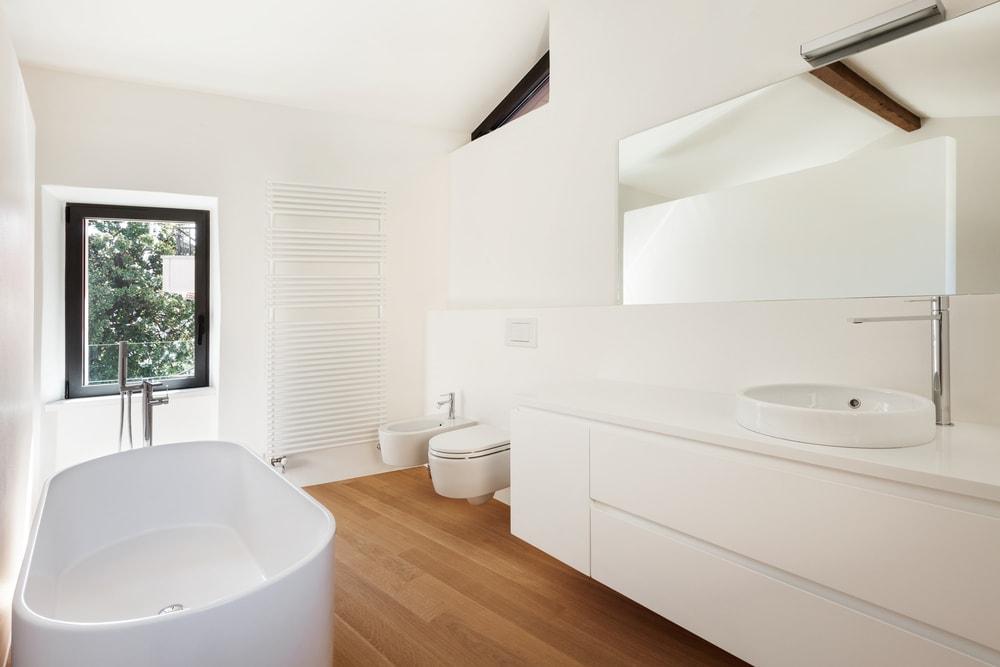 badkamer verluchten