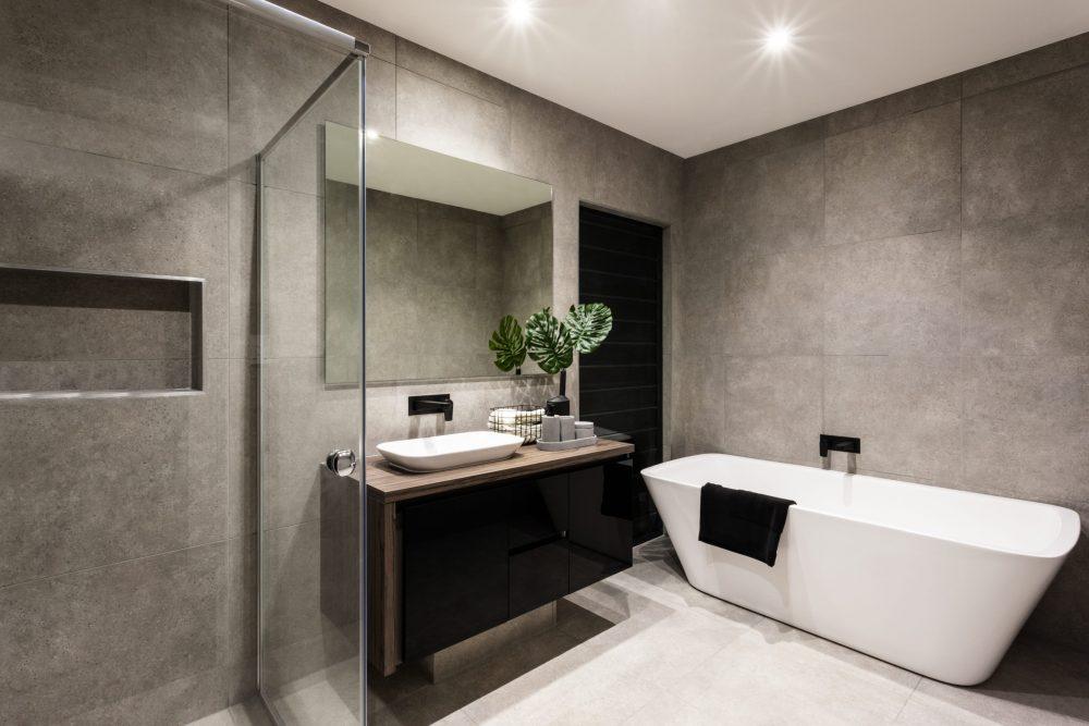 badkamer en douche