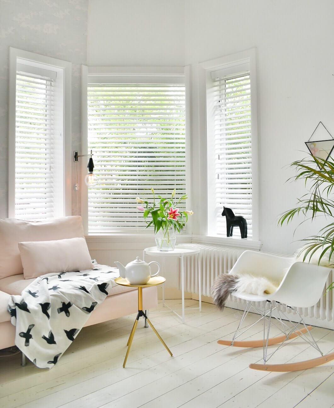 Duurzame raamdecoratie
