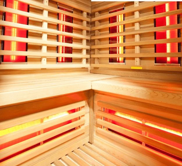 infrarood cabine woning