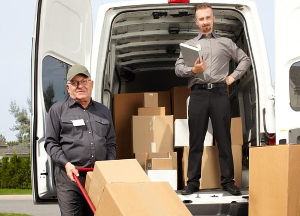 vervoeren verhuis spullen