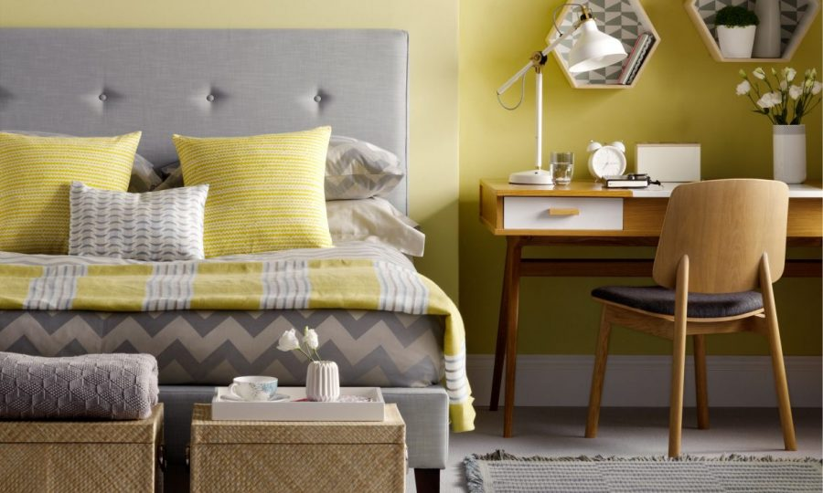 geel bed