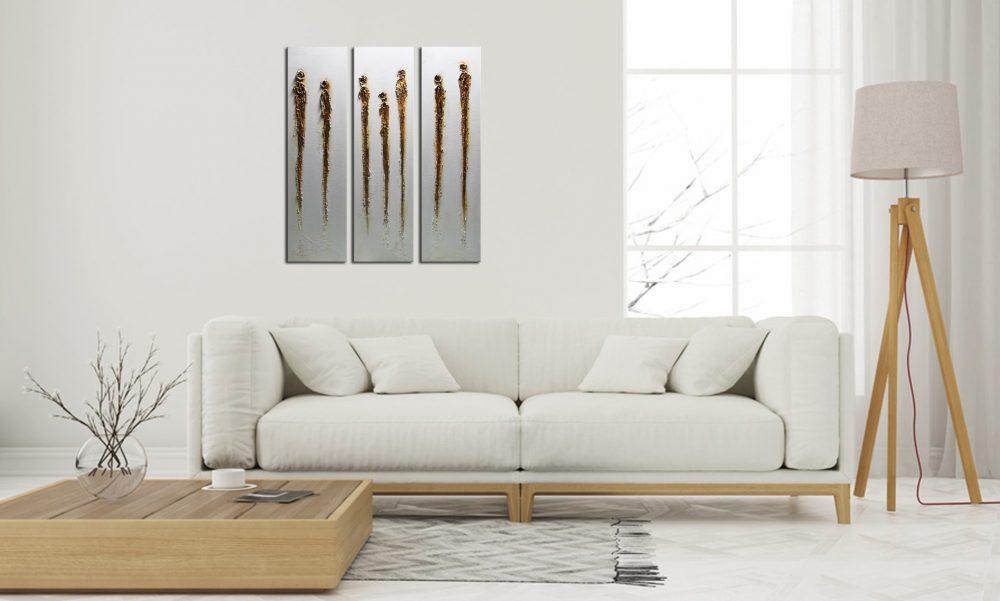 tijd nemen schilderij kopen