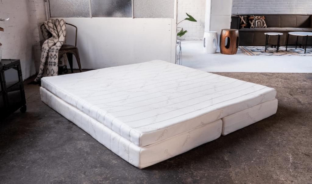 Hoe lang gaat een latex matras mee?