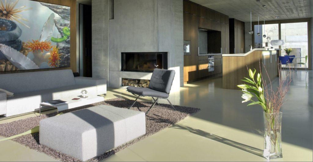 accessoires betonvloer