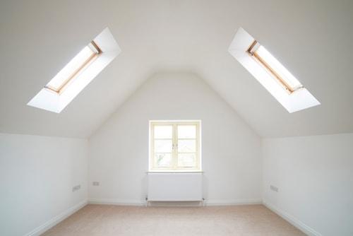 meer ruimte op zolder