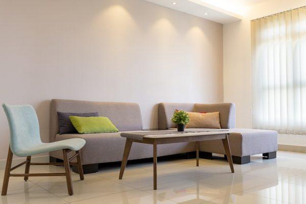 Nieuwe meubels kopen met een klein budget