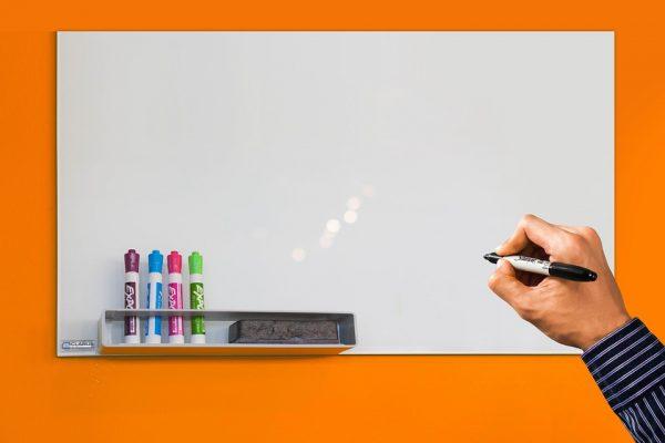 Welk whiteboard is geschikt voor in huis?