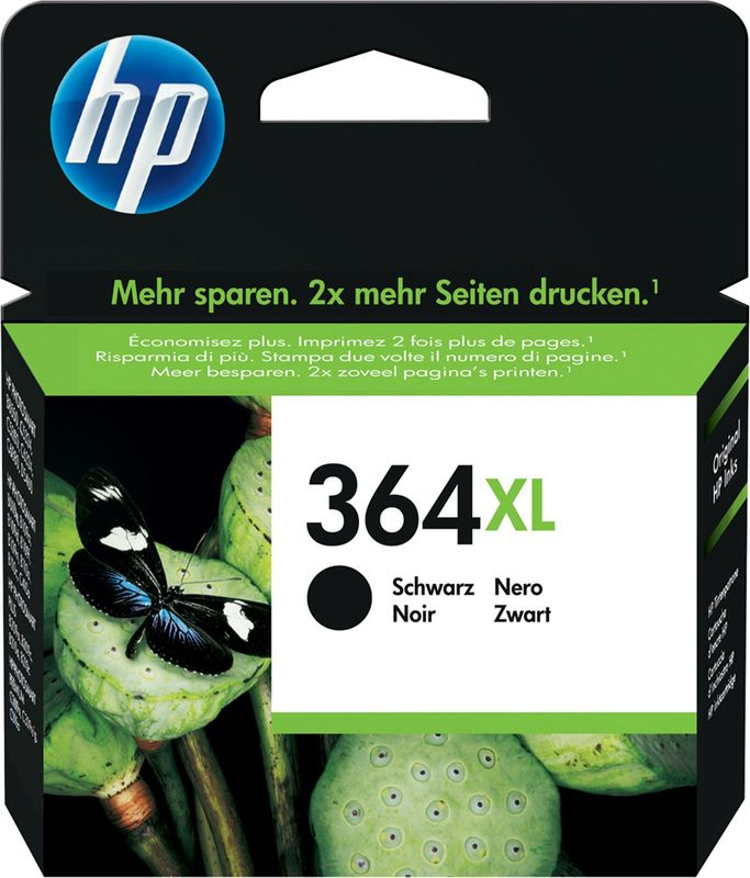 HP cartridge 364
