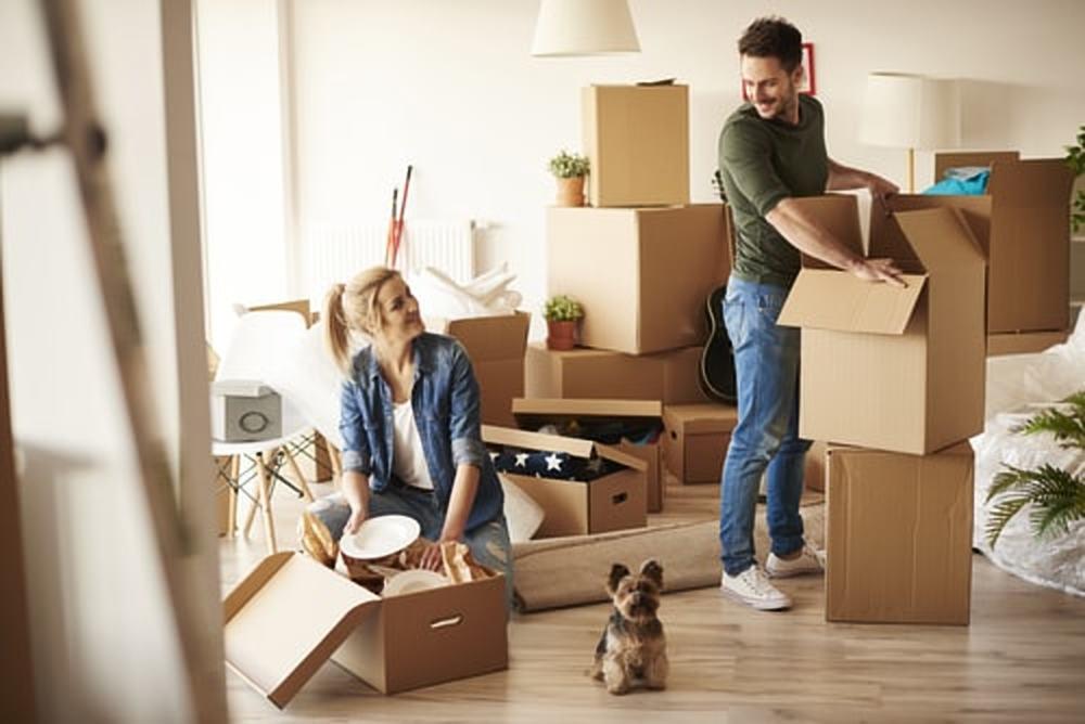 Hoe verhuis je zonder stress