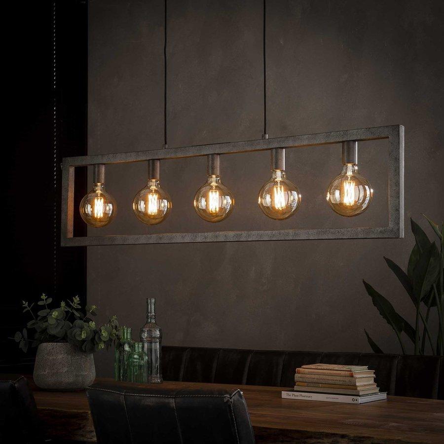eettafel hanglamp