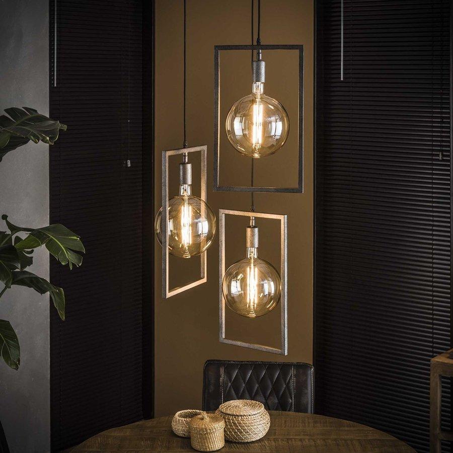 hanglamp verschillende hoogtes
