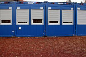 huren van een bouwcontainer