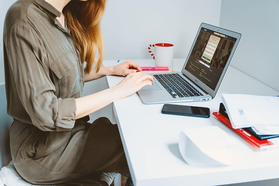 3 gouden tips voor meer succes als thuiswerkende zzp'er- van usb met logo tot goed dagritme!