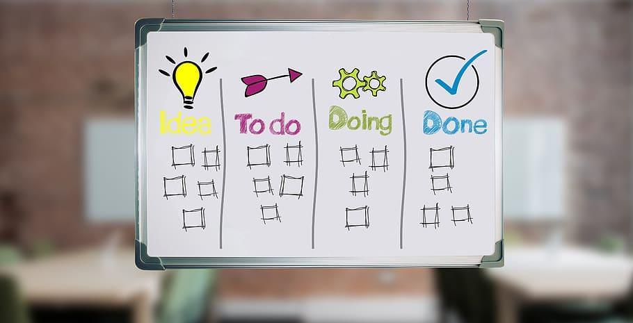 Maak een duidelijke planning
