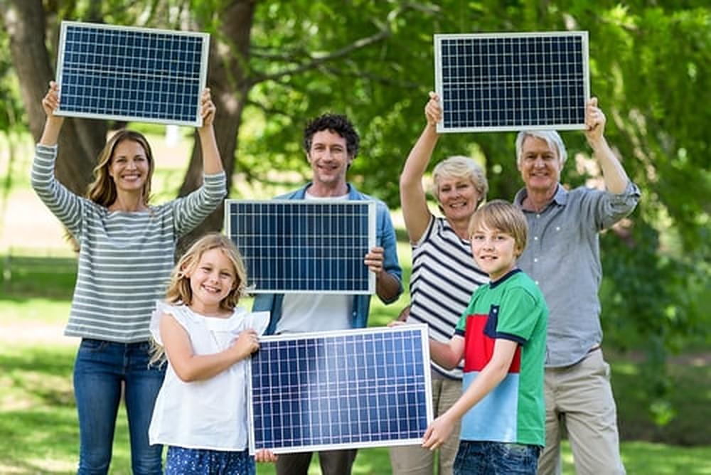 Maak gebruik van de warme zomers, ga voor zonnepanelen