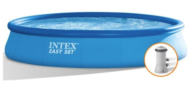 zwembad intex