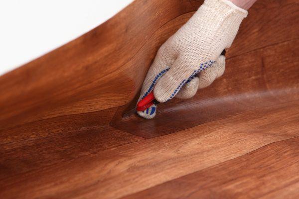 De flexibiliteit van vinyl laminaat