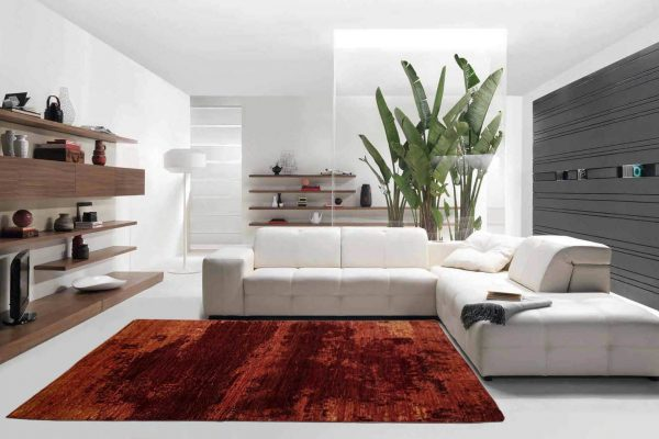 Perzische tapijt woonkamer