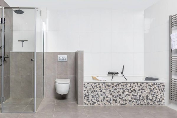 Een juiste badkamerindeling