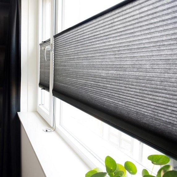 Controle over de hoeveelheid licht in huis