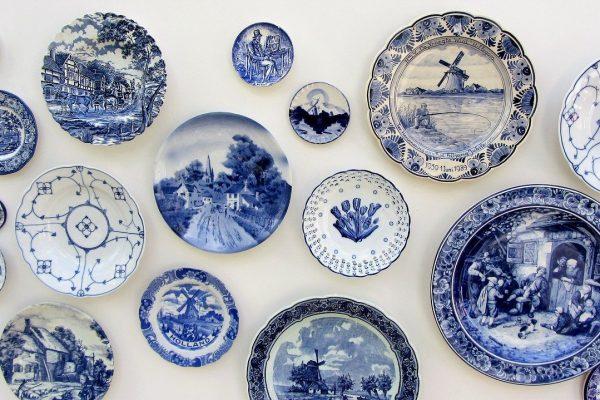 Hoe je huis decoreren met Delfts Blauw