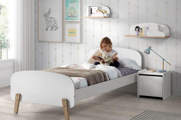 Van ledikant naar een groter bed- hoe en wanneer?