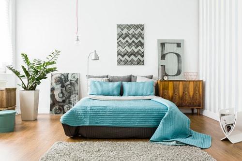 vergelijken van matrassen en bedden
