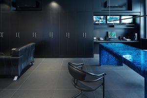 Acrylaat geeft uw interieur een luxueuze uitstraling