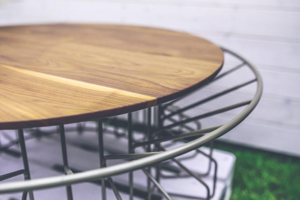 3 redenen om voor een ronde salontafel te kiezen