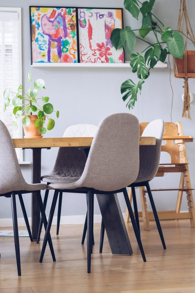 De mooiste eettafel stoelen voor aan jouw eettafel!