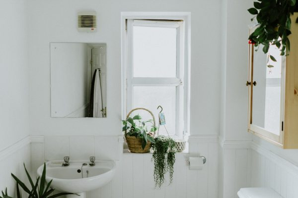 Hoe richt je een kleine badkamer in?