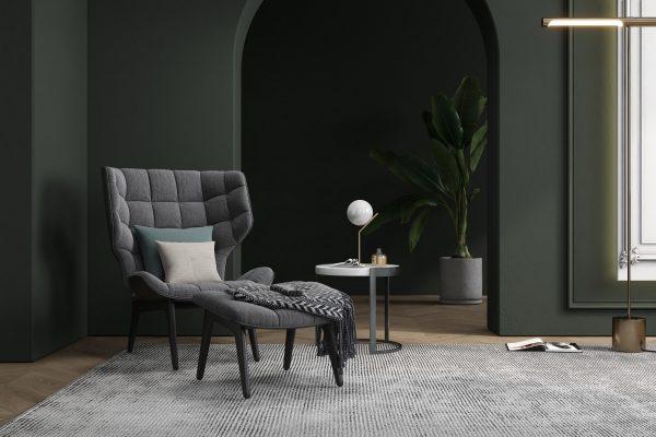 7 tips om een zwart interieur gezellig te maken