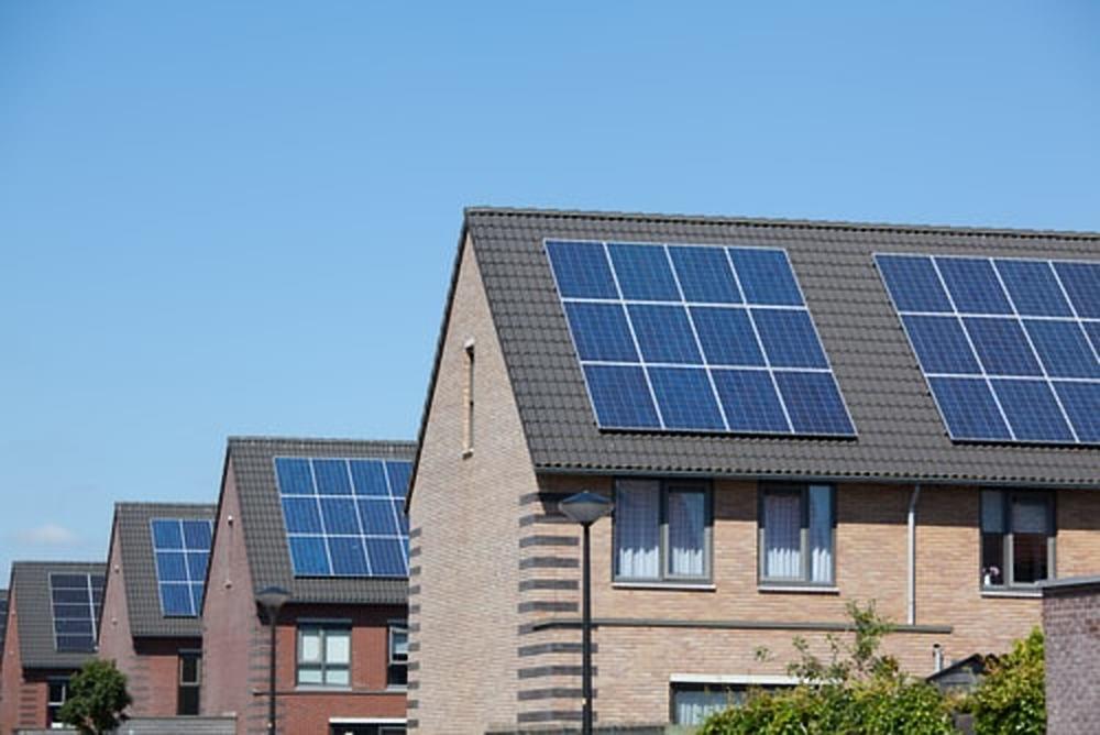 zonnepanelen opbrengsten