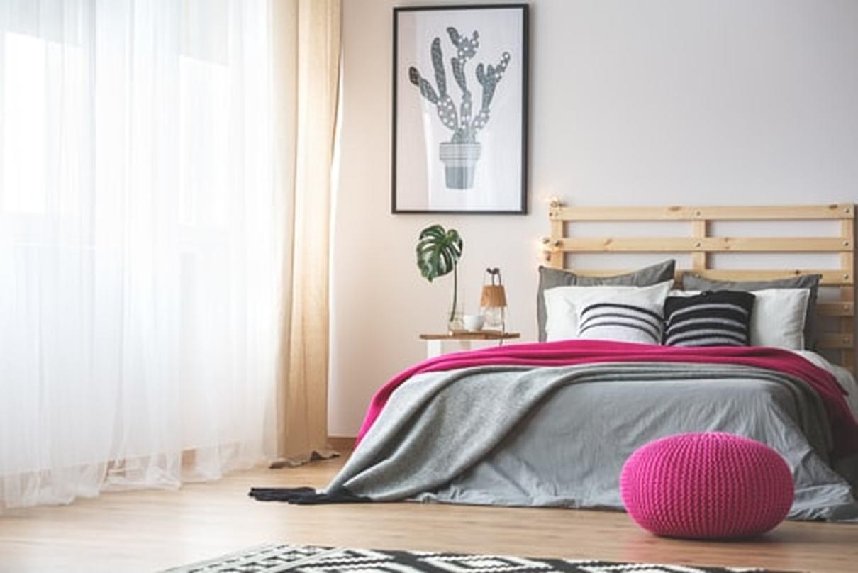 slaapkamer Nederland