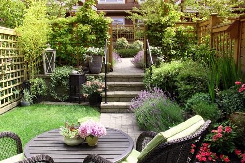 tuin naar eigen inzicht ontwerpen