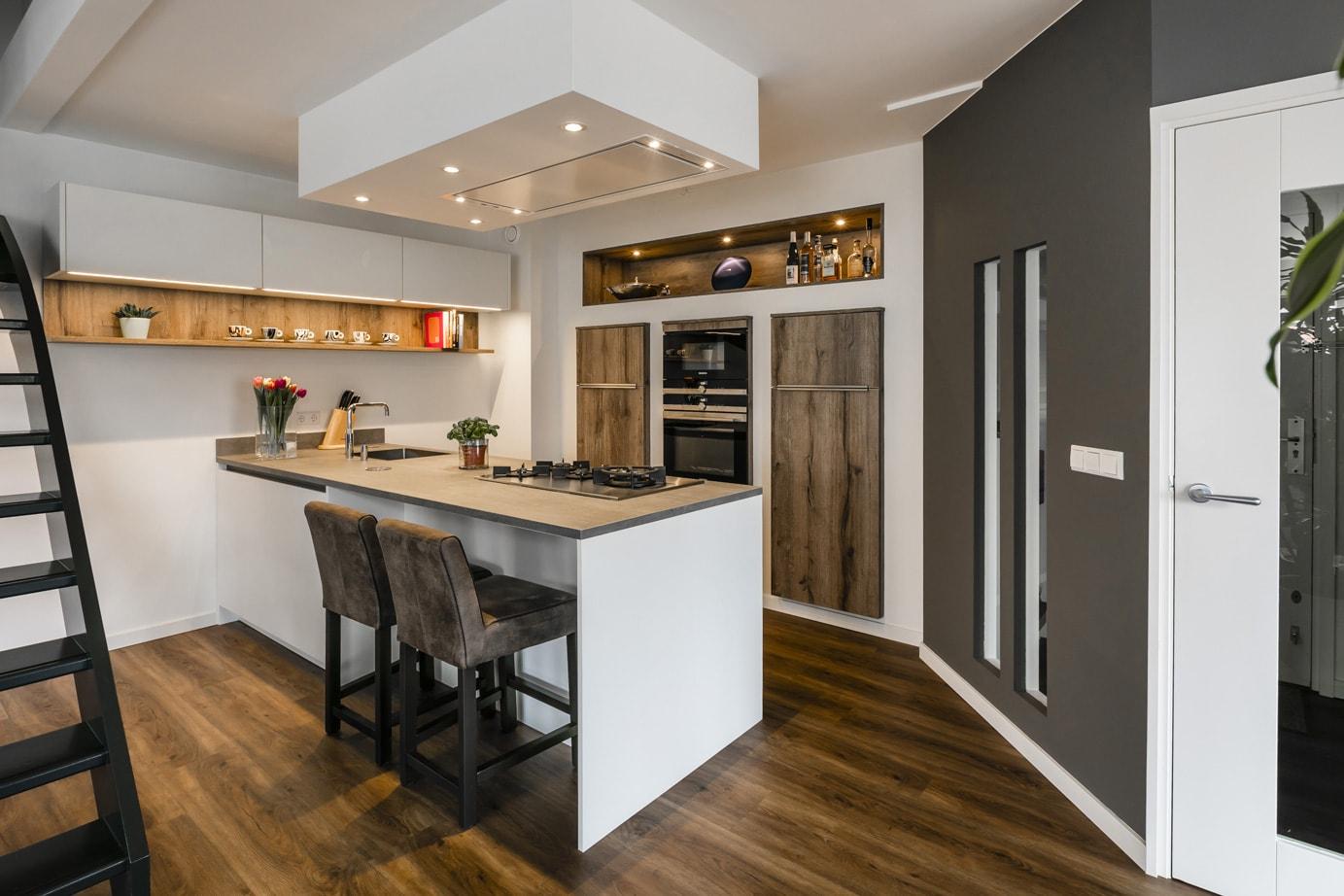 kookeiland in keuken